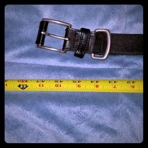 "Men's Structure 38"" belt"
